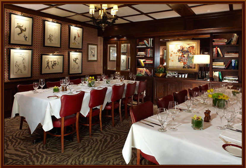 Resturant With Private Dinning Room